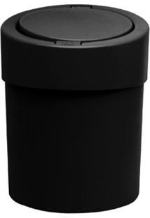 Lixeira Automática Trash Bin Preto 5 L