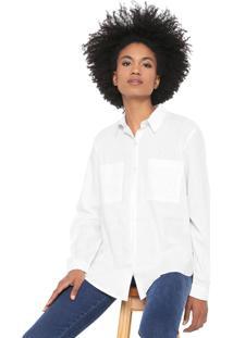 Camisa Linho Dress To Summer Branca
