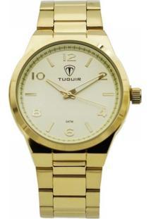 Relógio Tuguir Analógico 5440G - Dourado