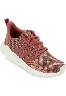 Tênis Adidas Questar Flow Feminino - Feminino-Rosa