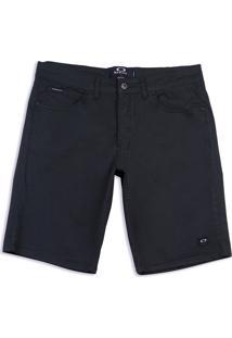 Bermuda De Passeio Masc Mod Essential 5 Pockets