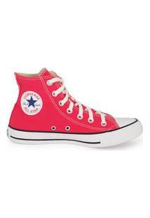 Tênis Converse Chuck Taylor All Star Hi Carmim Ct04190042.36