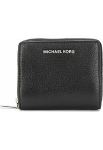 Michael Michael Kors Carteira Pequena - Preto