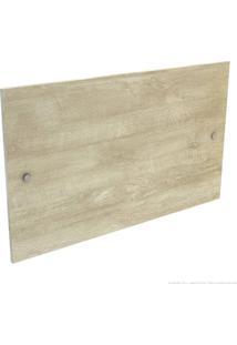 Painel Decorativo/Cabeceira Solteiro A112 100% Mdf 54 X 90 X 1,5 Álamo - Incolar