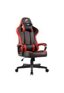 Cadeira Gamer Fortrek Vickers, Black/Red - 70520
