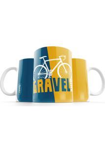 Caneca Punnto Gravel Bike - Azul - Dafiti