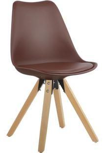 Cadeira Café Charles Eames Modern Soft Em Pp