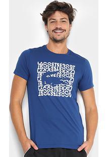 Camiseta Lacoste Casual Logo Masculina - Masculino