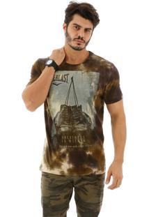 Camiseta Everlast Tie Dye