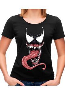 Venom Mask Geek10 - Preto