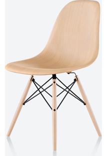 Cadeira Eames Dsw - Amadeirada