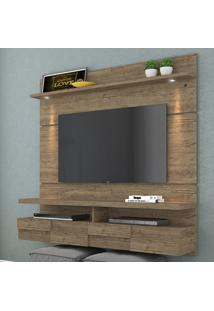 Painel Para Tv 2 Portas Lana 160 Cm 275023 Rijo - Madetec