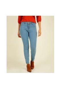 Calça Jeans Skinny Feminina Uber Jeans
