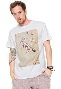 Camiseta Reserva Concha Branca