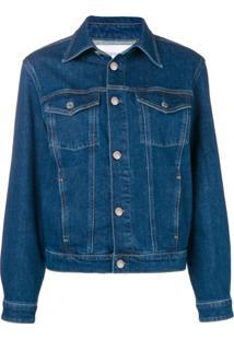 Calvin Klein Jaqueta Jeans - Azul