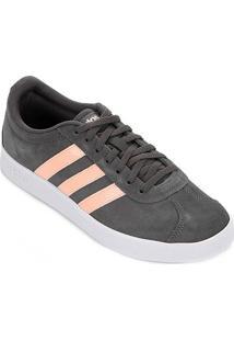 Tênis Adidas Vl Court 2.0 Feminino - Feminino
