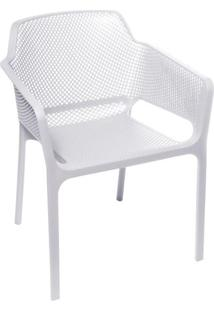 Cadeira 1104- Branca- 80X54,5X46Cm- Or Designor Design
