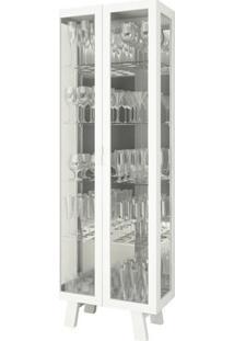 Cristaleira, Cr6000, Tecno Mobili. Branco