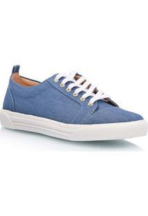 Tênis Jeans Azul