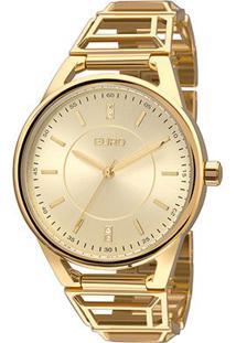 Relógio Euro Feminino Eu2035Yeq - Feminino-Dourado