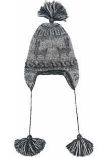 Alanui Chapéu De Tricô Com Detalhe De Tassel - Preto
