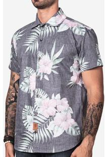Camisa Tropical Avesso 200033