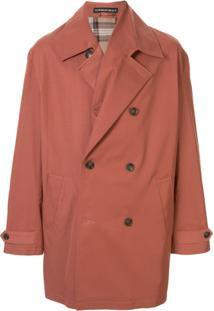 Y/Project Oversized Trench Coat - Rosa