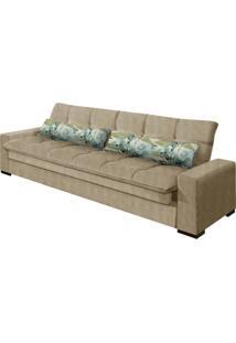 Sofa Cama Arthus Soft Marfim