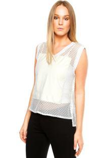 ... Regata Calvin Klein Jeans Tela Off-White b81aafbfc4