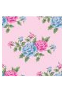 Papel De Parede Adesivo - Rosas - Flores - 908Ppf