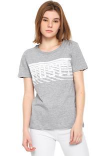 Camiseta Rusty Ridgemont Cinza