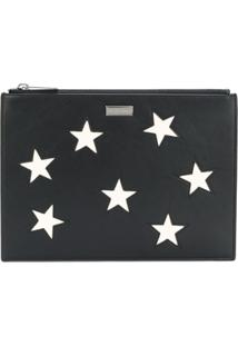 Stella Mccartney Clutch 'Stars' - Preto