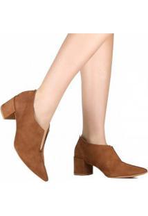 Sapato Zariff Scarpin Em Corte V