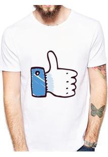 Camiseta Coolest Curtir Masculina - Masculino-Branco