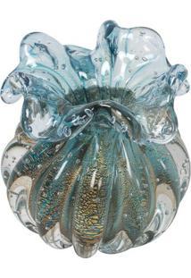 Vaso Decorativo De Murano Massimo