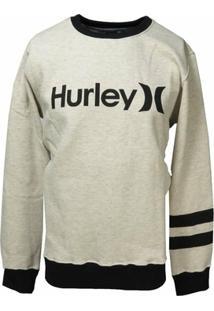 Blusa De Moletom Hurley Masculino - Masculino