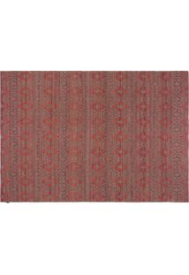 Tapete Kilim Freedom Etnico 9 Rust/Stagno