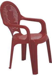 Cadeira Catty- Bordã´- 55,5X35X36,5Cm- Tramontinatramontina