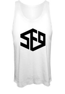 Camiseta Cropped Nerderia Kpop Sf9 Branca - Kanui