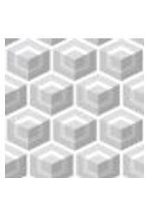 Papel De Parede Adesivo Decoração 53X10Cm Cinza -W22537
