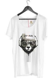Camiseta Corte À Fio Joss On Air Masculina - Masculino