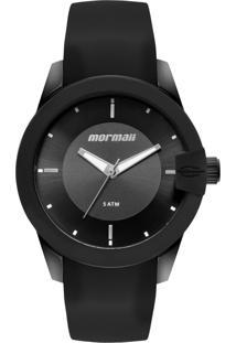 Relógio Mormaii Analógico Maui Lual Mo2036Im8P Preto