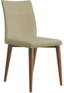 Cadeira Camille- Natural & Dapple- 92X45X45Cm- Provincia