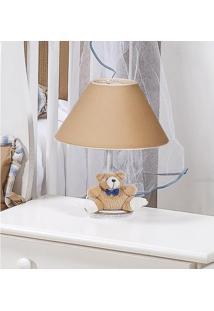 Abajur Enfeitado - Coleção Príncipe Baby