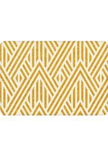 Tapete Love Decor De Sala Wevans Abstract Amarelo