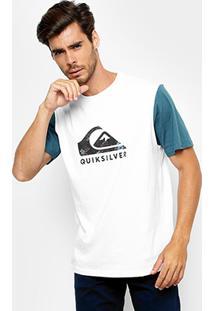 Camiseta Quiksilver Básica Fill Masculina - Masculino