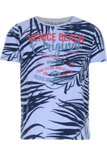 Camiseta Folhagem Masculina Urbany
