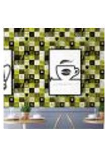 Papel De Parede Autocolante Rolo 0,58 X 3M - Azulejo Xicara 70053583