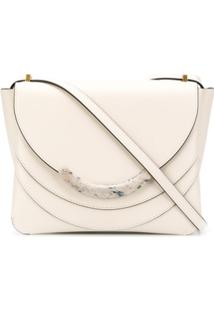 Wandler Luna Arch Cross Body Bag - Neutro