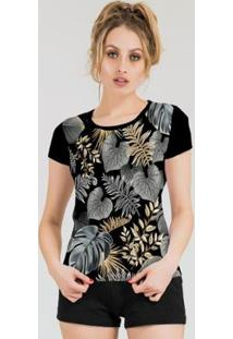 Camiseta Stompy Feminina Estampada 19 - Feminino